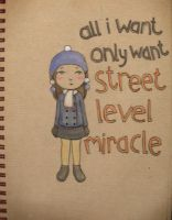 Street Level Miracle by qessjah