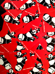 Panda Stickers! by El-Tezcatlipoca