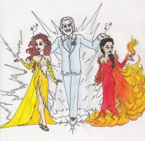 Let It Go: Hunger Games Style by 13foxywolf666
