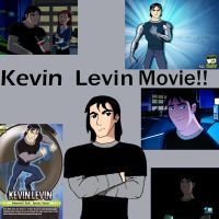 KEVIN LEVIN MOVIE by AvatarRaptor
