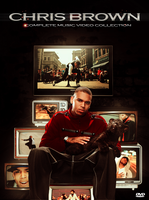 Chris Brown Dvd Cover by PosterTheory