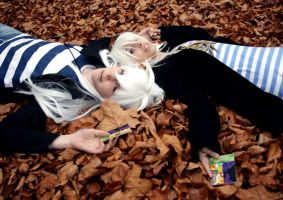 Bakura: British and gay by NorFrosch