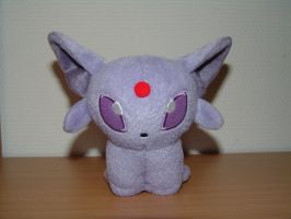 Nintendo Espeon 1 by Toy-Ger