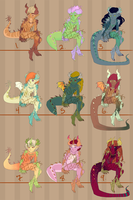DRAGON ADOPTS | OPEN by pulpadopts
