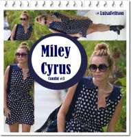 Miley Cyrus Candid #3 by Luiisa9612
