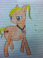 Mrs. Mc Clure as a Pony~ (Teachers as ponies #4) by Spirit-ual