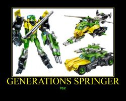 Generations Springer by Onikage108