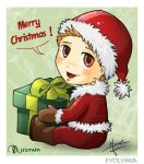 Christmas Alistair by Evolvana