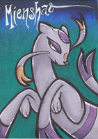 Mienshao - ATC by RivkahWinter