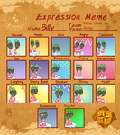 [PMDO] Billy Expression Meme by KiwiDoge