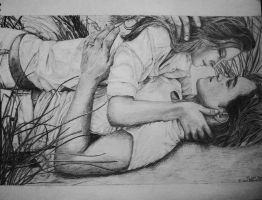 another twilight drawing.. by Ellen91
