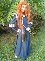 Merida by supereilonwypevensie