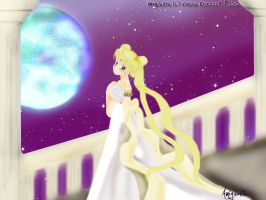 Princess Serenity by Amigdalita