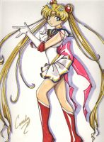 Super Sailormoon by -lunacy-