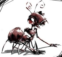 Ant by deadlyflume