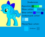 Seabreeze Reference sheet by AlexLion0511