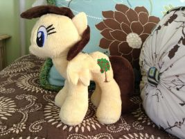 Golden Delicious Plush by GingerLuna