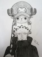 Trafalgar Law by ViivaVanity