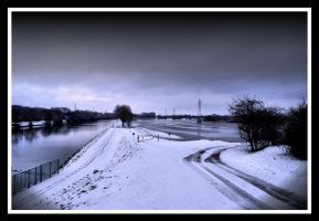 When snow become water by Toun57