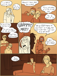 My Pet Vampire: Rick Or Treat - Page 2 by CrazyRatty