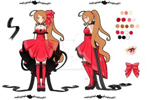 Auction 5 Reference Sheet by YuikoHeartless