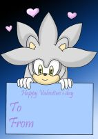 Silver - Valentine's day card by xShadilverx