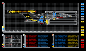 NX-01 Refit by Doug Drexler - MSD by ME by Bmused55