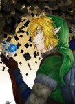 Link and Navi in the twilight by DanielSchacht