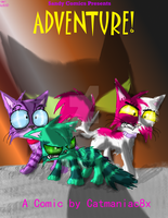 SC-ADVENTURE cover by Catmaniac8x