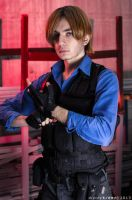 Leon S. Kennedy from Resident Evil 6 #6 by Akiba91