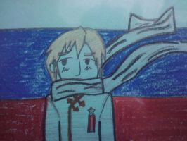 aph Russia flag by satoko131051
