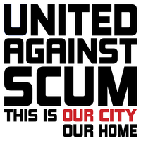 United Against Scum by Ugghhzilla