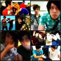 Cute Phan by chloewaddington