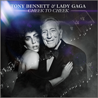 Tony Bennett and Lady Gaga - Cheek To  Cheek by Panchecco