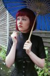 Redhead geisha 01 by amici-noctis-stock