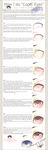 Tutorial: Copic Marker Eyes by ramuramu