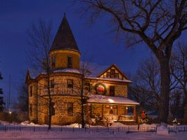 Home For The Holidays by WayneBenedet