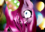 Party.....? {Commission}{Speed Paint} by HannahCW