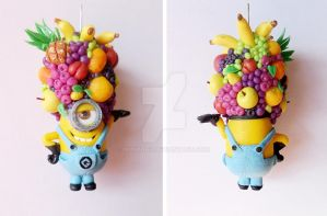 Chiquita Banana - Despicable me 2 by nunyArt