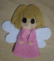 Little angel brooch by 402ShionS3