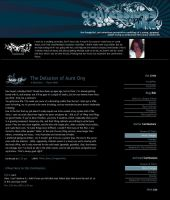 My New Blogger Page by aboutdisgirl