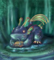 CC: Frog Prince by Seleylone