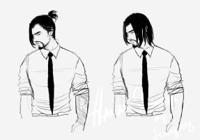 casual hanzo by scathy-kitty