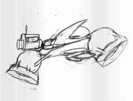 Suped Up Hoverbike Thingy by battybuddy