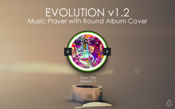 Evolution Music Player 1.2 by whimsy3sh