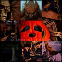 Details of Halloween Time by xgnyc