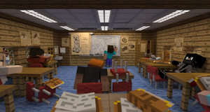 Education for miners by LockRikard