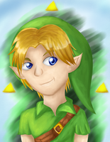 Link by The-Great-Bunbutchi