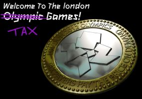 Olympic Tax Games by YesOwl