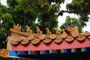 epcot china roof III by katiezstock